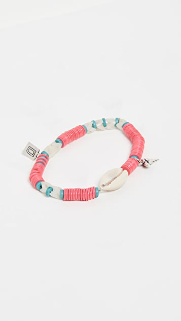 DANNIJO Concho Shell Bracelet
