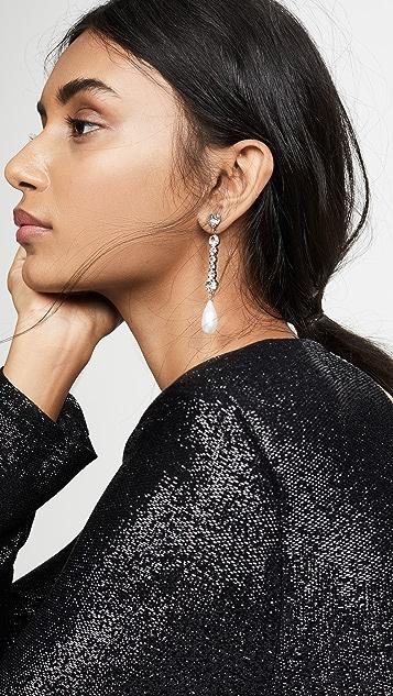 DANNIJO Rita Drop Earrings
