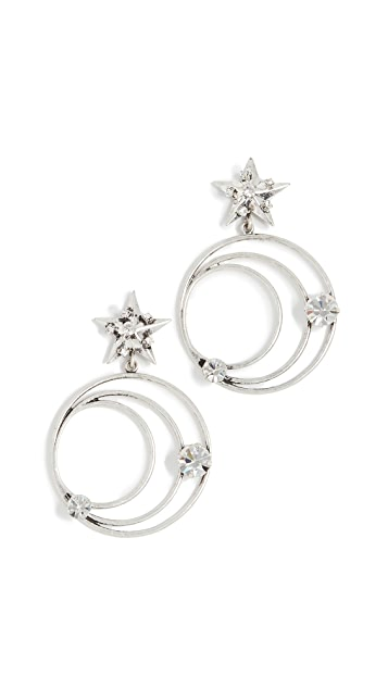 DANNIJO Lucky Earrings