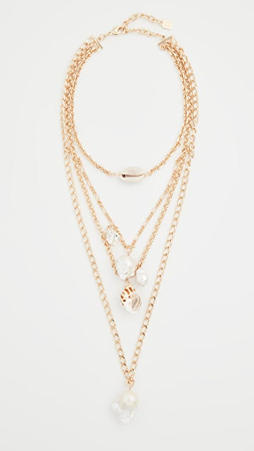 DANNIJO Syd Necklace