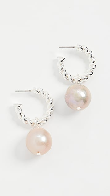 DANNIJO Jackson Earrings