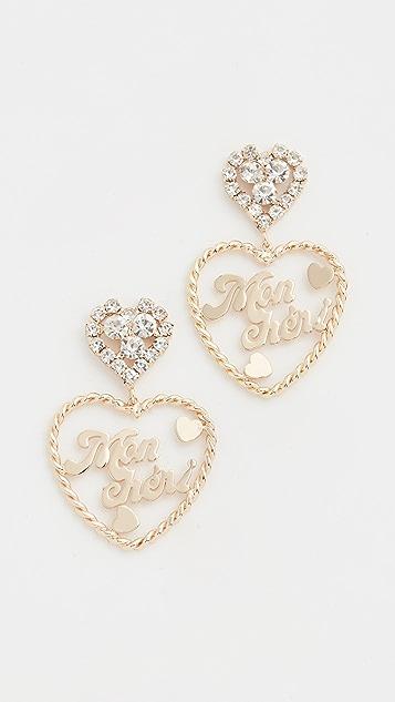 DANNIJO Doreen Earrings