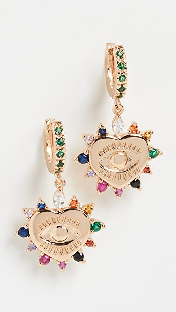 DANNIJO Etratat Earrings