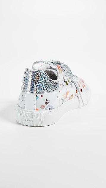 D.A.T.E. Newman High Tech Sneakers