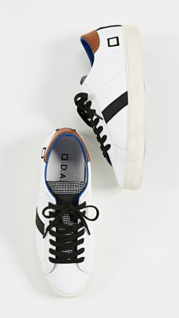 D.A.T.E. Hill Low Pop Sneakers