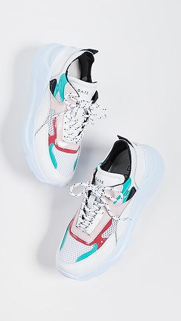 D.A.T.E.  New Fuga 运动鞋