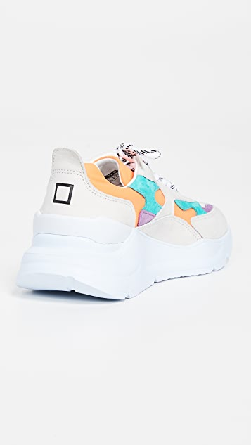 D.A.T.E. Fuga Sneakers
