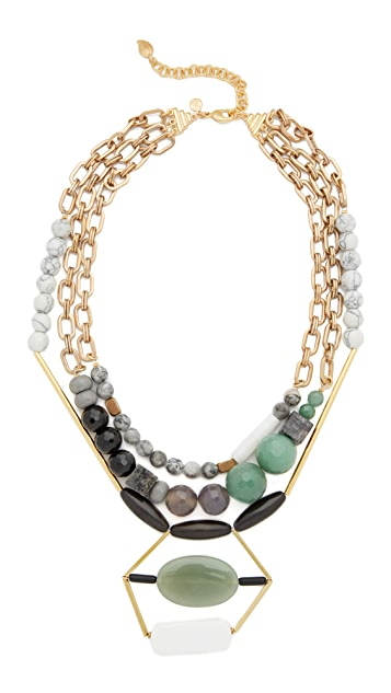 David Aubrey Zoe Necklace
