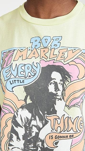 Daydreamer Bob Marley Shrunken Tee