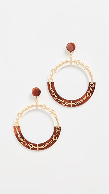 Diana Broussard Moines Que Demain Earrings