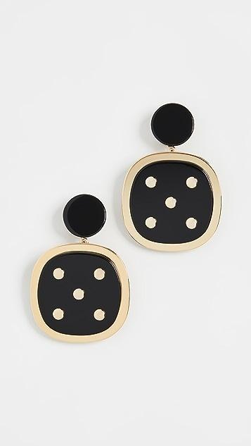 Diana Broussard Andrino Drop Earrings