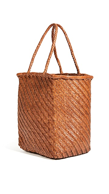 DRAGON DIFFUSION Kamakura Small Basket Bag