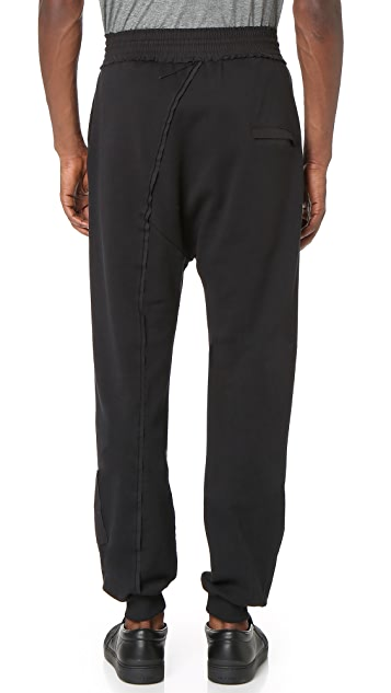 Damir Doma Pascal Knit Trousers