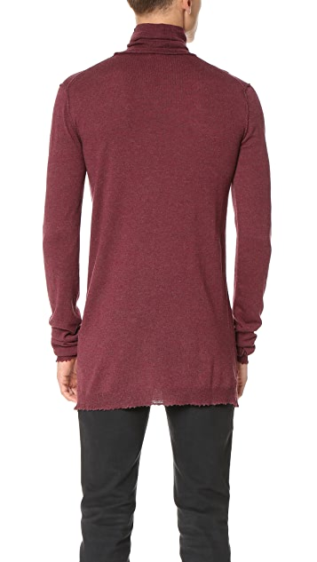 Damir Doma Kazan Turtleneck Knit Sweater