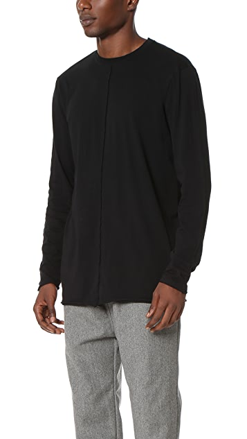 Damir Doma Teller Light Jersey Long Sleeve Tee