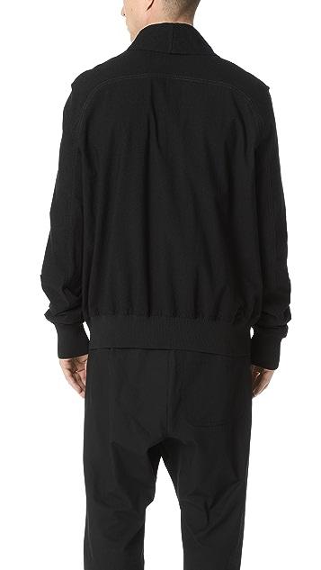 Damir Doma Jan Poplin Knickerbocker Jacket