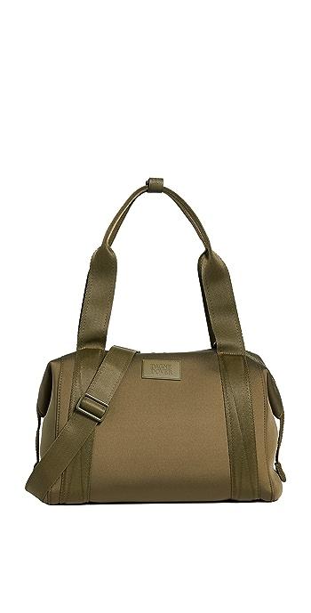 Dagne Dover Landon Medium Carryall Duffel Bag - Dark Moss