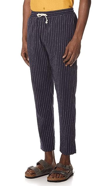 De Bonne Facture Relaxed Trousers