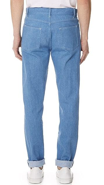 De Bonne Facture Indigo Japanese Jeans