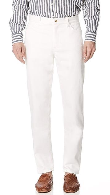 De Bonne Facture 13 Oz Selvedge Japanese Denim Jeans