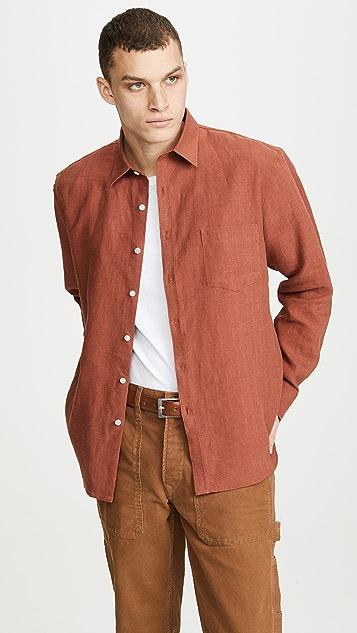De Bonne Facture Oversized Shirt