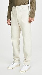 De Bonne Facture Heavy English Twill Painter's Trousers