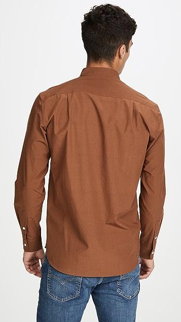 De Bonne Facture Long Sleeve Essential Shirt