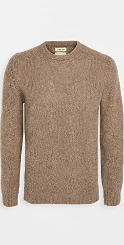 De Bonne Facture - Loro Piana Natural Wool Sweater