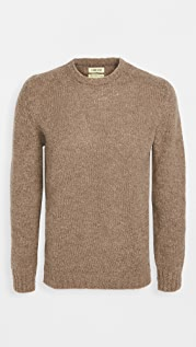 De Bonne Facture Loro Piana Natural Wool Sweater