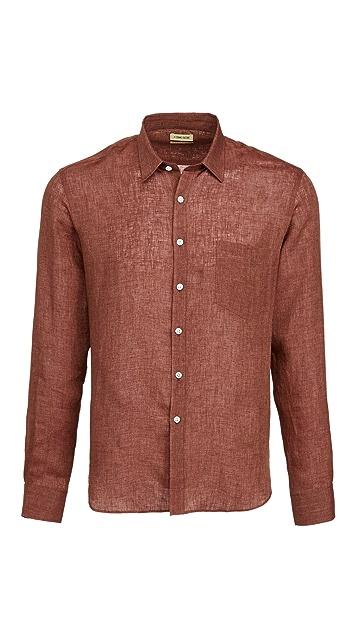 De Bonne Facture Linen Shirt