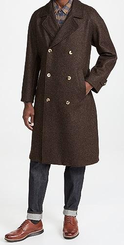 De Bonne Facture - Wool Coat