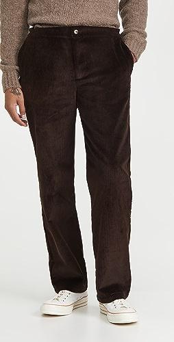 De Bonne Facture - Corduroy Pants