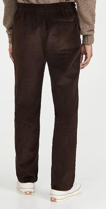 De Bonne Facture Corduroy Pants