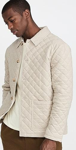De Bonne Facture - Quilted Coat