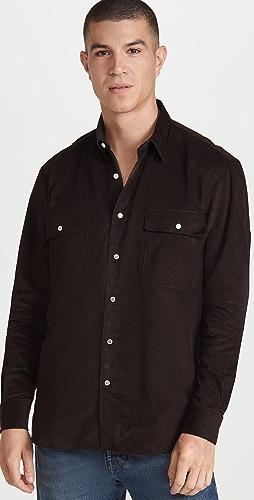 De Bonne Facture - Corduroy Shirt