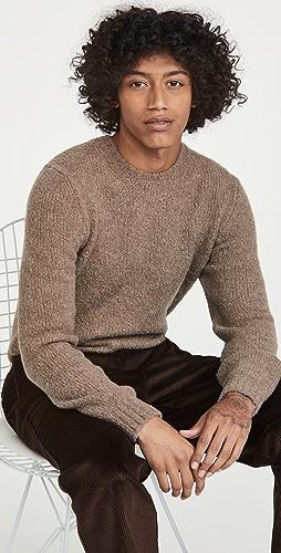 De Bonne Facture - Crew Neck Sweater
