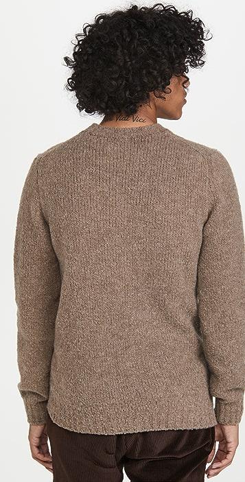 De Bonne Facture Crew Neck Sweater