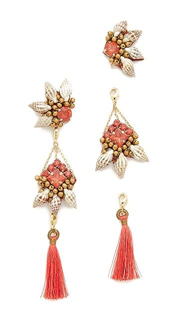 Deepa Gurnani Deepa by Deepa Gurnani Caia Earrings