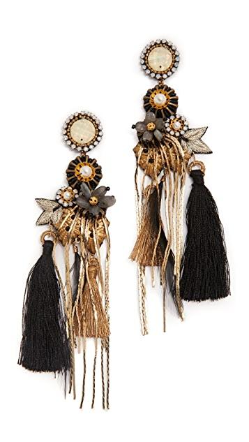 Deepa Gurnani Shushannax Earrings