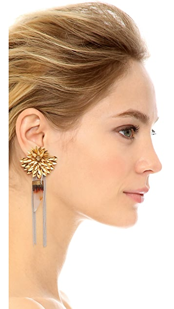 Deepa Gurnani Ginny Earrings