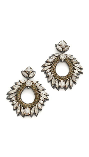 Deepa Gurnani Deepa By Deepa Gurnani Chantel Earrings