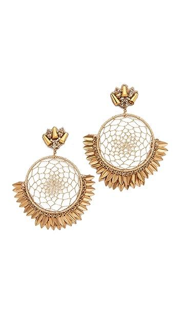 Deepa Gurnani Deepa By Deepa Gurnani Pixie Earrings