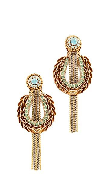 Deepa Gurnani Deepa By Deepa Gurnani Malia Earrings