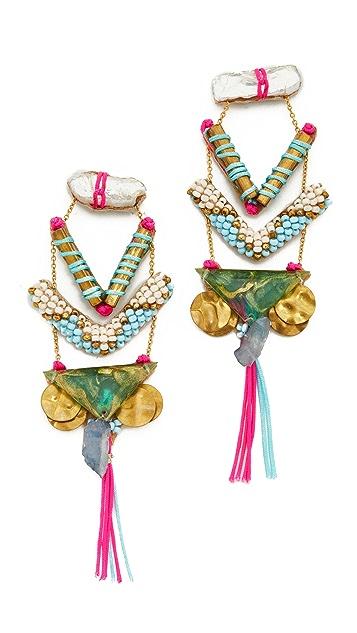 Deepa Gurnani Lavina Earrings