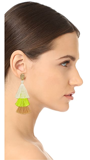 Deepa Gurnani Deepa by Deepa Gurnani Beatrice Earrings