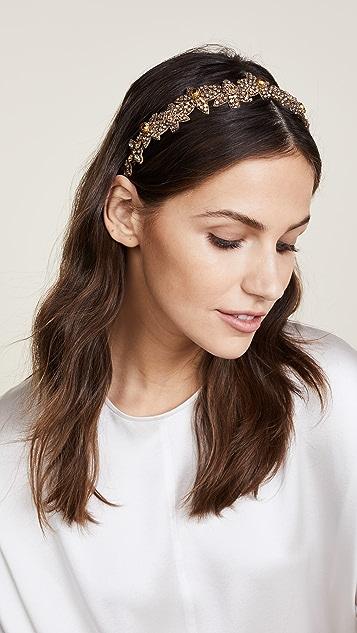 Deepa Gurnani Lina Crystal Headband
