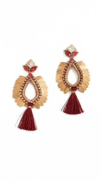 Deepa Gurnani Deepa by Deepa Gurnani Lieu Earrings