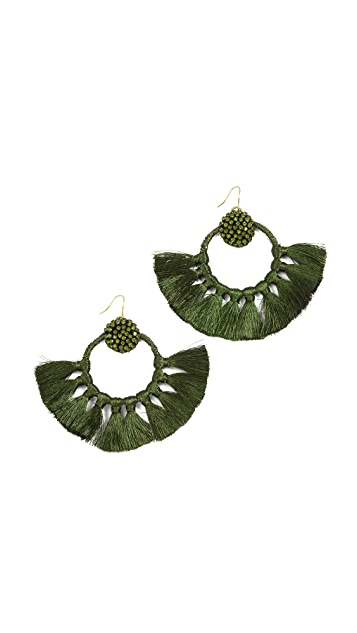 Deepa Gurnani Deepa by Deepa Gurnani Natalie Earrings