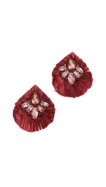 Deepa Gurnani Deepa by Deepa Gurnani Beth Earrings