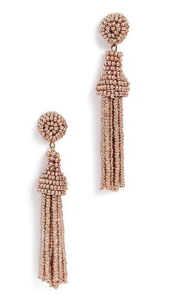 Deepa Gurnani Deepa by Deepa Gurnani Rose Earrings
